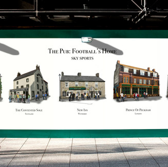 The Pub: Football's Home