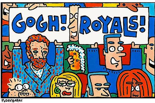 Gogh Royals!