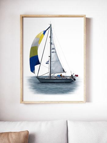 Sammy James, Boat Commission.jpg