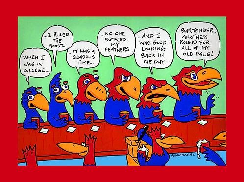 Old Jayhawks!