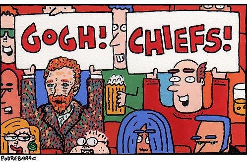 Gogh Chiefs!
