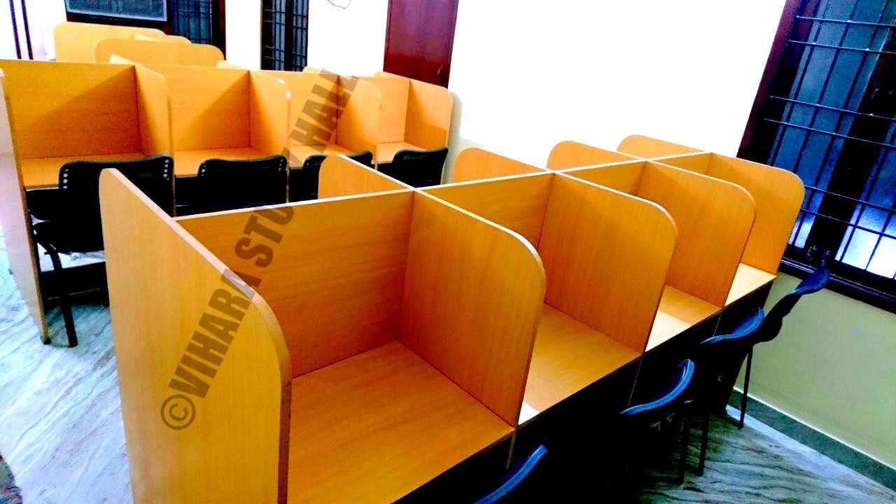 study hall in anna nagar