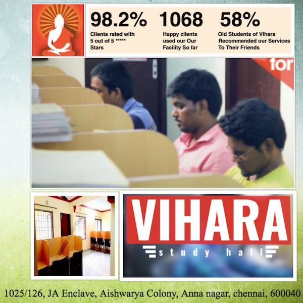 Vihara Study Hall