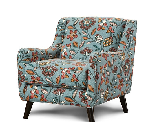 Kanga Flowers Jasper Accent Chair