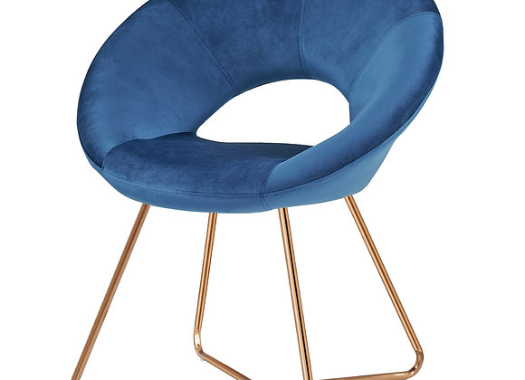 Duhome Accent Chair in Blue