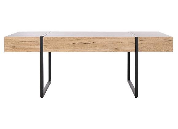 Tristan Rectangular Modern Coffee Table