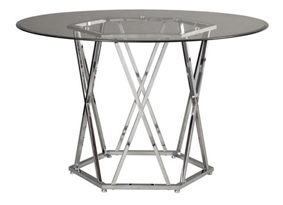 Madanere Round Dining Room Table