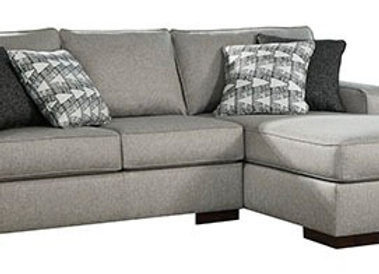 Marsing Nuvella RAF Corner Chaise and LAF loveseat