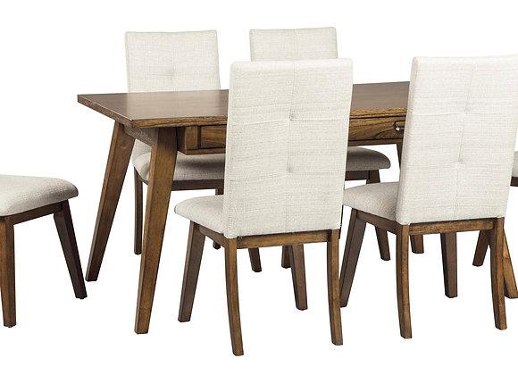 Centiar 7 PC Dining Table Set