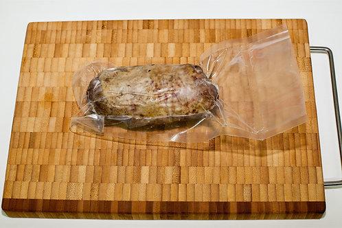 Мини рулет из мяса гуся копчёный с паприкой, 100гр