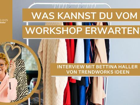 Was kannst Du vom Kleiderschrank Workshop erwarten?