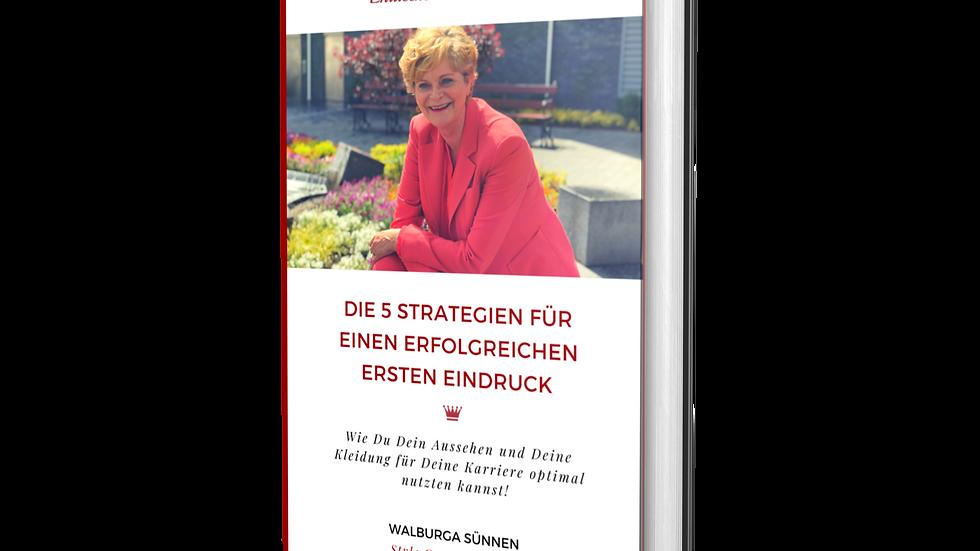 5 Strategien für einen erfolgreichen ersten Eindruck