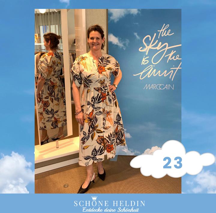 Modenschau Outfit Nr. 23