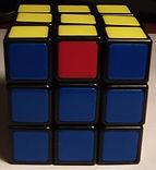 Rubik's Cube Solution