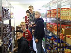 Food Shelf Volunteers