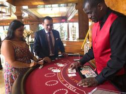 Casino Table Rental