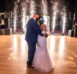 Wedding Indoor Sparklers