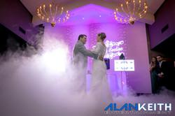 Central NJ Wedding DJ Dance On Clouds