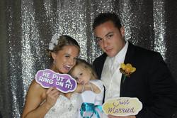 NJ Wedding Photobooth Joe & Carla