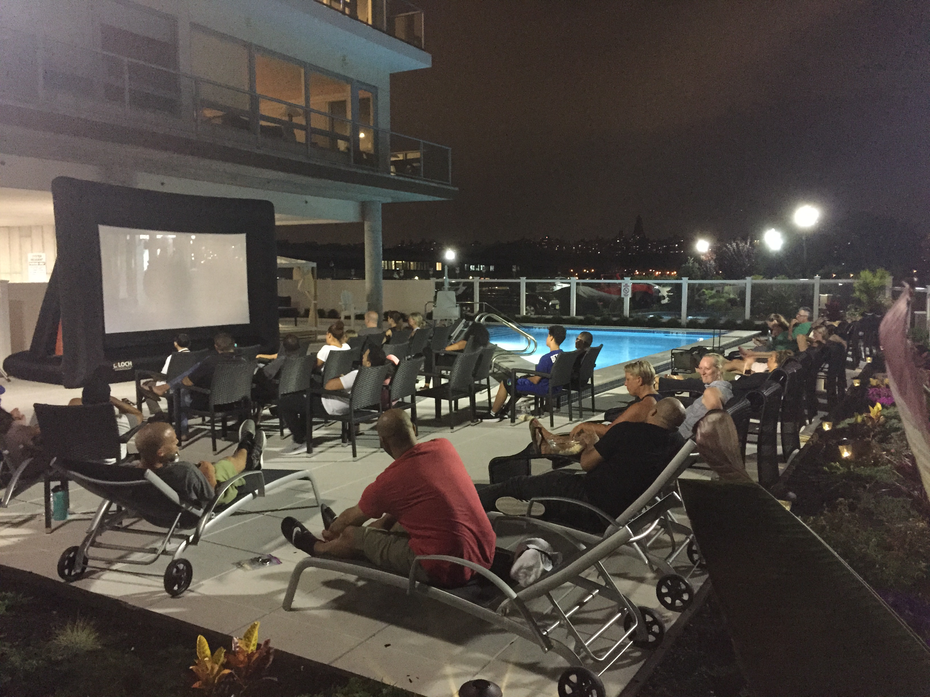 NJ Summer Movie Night