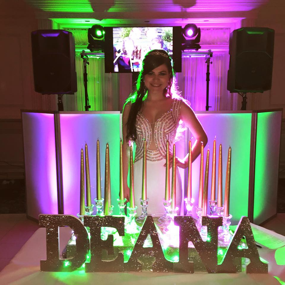 NJ Sweet 16 DJ