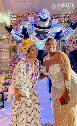 New Robot wedding costume