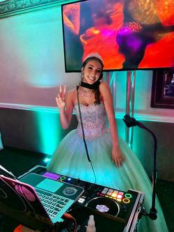 DJ Birthday Girl