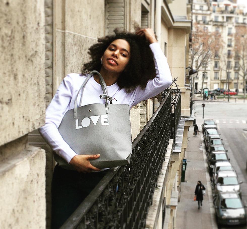 JOACHIM LOVE - Le gris