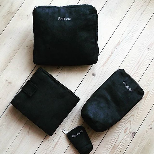 Set de pochette BLACK