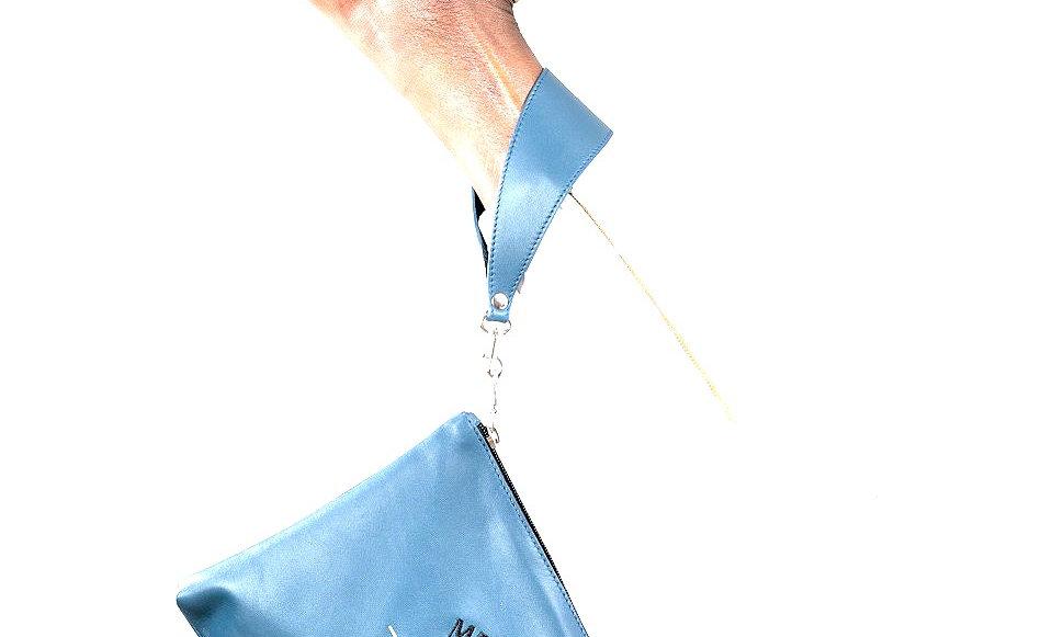 Pochette ELIOTT - Bleue intense