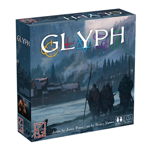 Glyph - Deluxe Edition