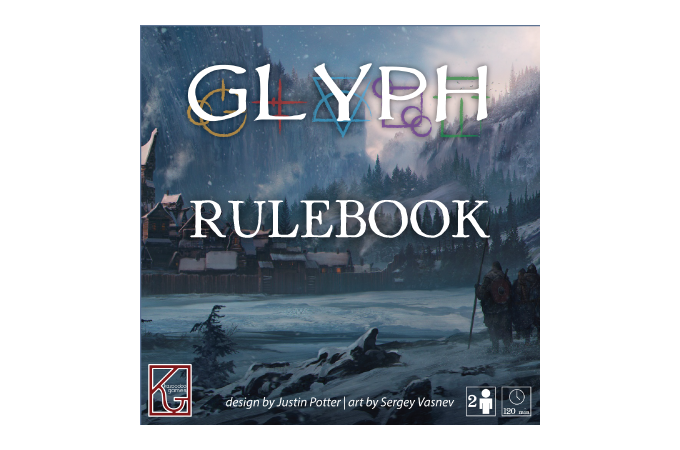 Glyph Rulebook PDF
