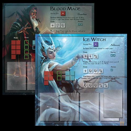 Glyph - Villains Pack