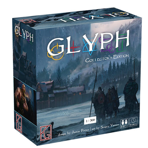 Glyph - Collector's Edition