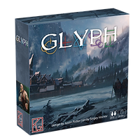 Concept Box for Glyph the Board Game