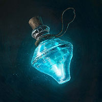 """Bottled Lightning"" by Sergey Vasnev for Glyph the Board Game"