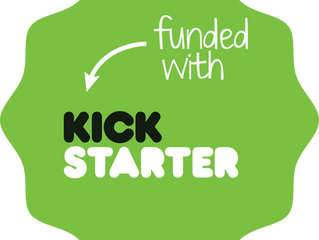 Glyph Developer Journal: 11/19 Kickstarting a Kickstarter project