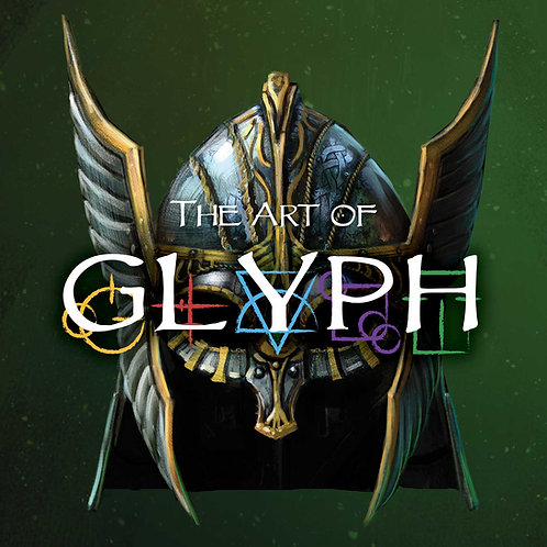 Glyph - Digital Art Collection
