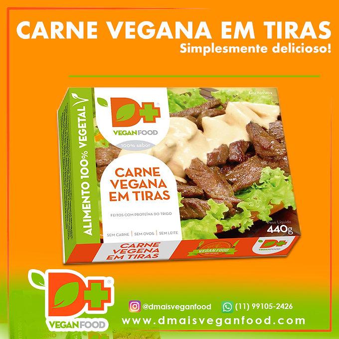 D+ Vegan Food