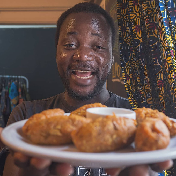 Congolinária African Vegan Food | Culinária Típica Congolesa