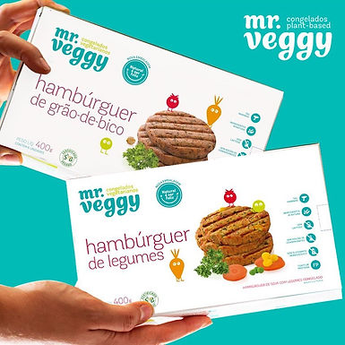 Mr Veggy