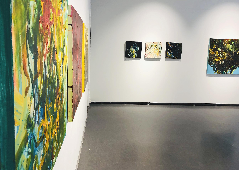 Gallery Uusi Kipinä, Kulma