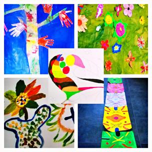 Joy of Colors / Iloa Väreistä