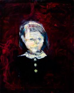 Pikku tyttönä/ Little Girl