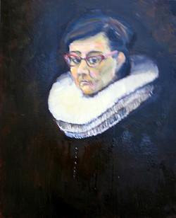 Me as Margaretha De Geer