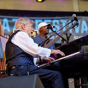 Monty Alexander  Charlie Parker Jazz Festival
