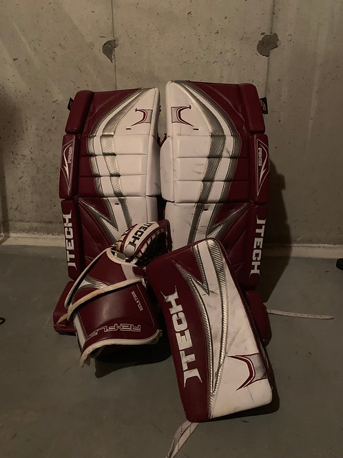 33' Pads with Blocker Traper