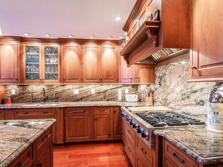 Make my kitchen look like HGTV!