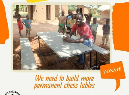 Community Chess tables iniative