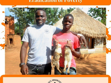 Eradication of Poverty efforts